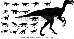 stock-vector-a-collection-of-vector-dinosaurs-10887229