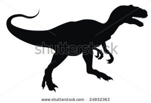 stock-vector-alosaur-24952363