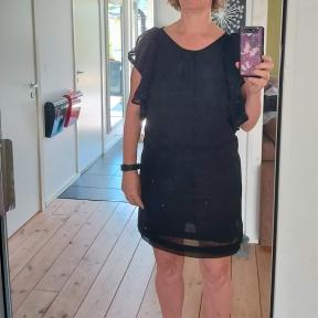 Saint Tropez-klänning 35 kr